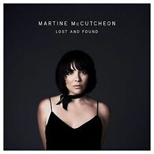 MARTINE McCUTCHEON LOST AND FOUND CD (Released 11/08/17)