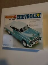 1979 Amt Matchbox '55 Bel Air Coupe 1:16 Model Kit New in Plastic