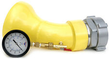 """4"""" NST Fire Hydrant Swivel Pitot Diffuser 100Psi, 1680GPM Dual-read Gauge"""