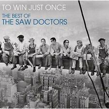 THE SAW DOCTORS - TO WIN JUST ONCE: THE BEST OF CD All their greatest hits