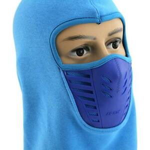 Sport Balaclava Face Mask Bicycle Camping Ski Outdoor Masks Washable -US Ship