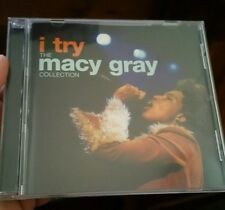 I Try - The Macy Gray Collection MUSIC CD - FREE POST *