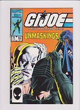 Marvel Comics Group! GI Joe: A Real American Hero! Issue 55!
