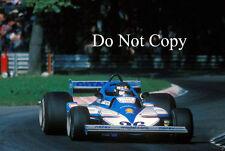 Jacques laffite ligier JS7 F1 saison 1977 photographie 4