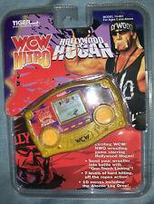 WCW nWo 1998 Tiger Nitro Hollywood Hulk Hogan Electronic Handheld Game