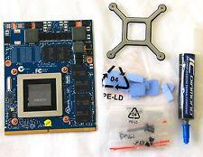 ALIENWARE 17 (R5) VGA Upgrade Kit; NEW NVIDIA GTX 970M; 6GB DDR5; MXM 3.0b