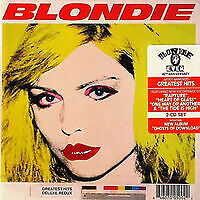 BLONDIE	Ghosts Of Download / Greatest Hits Deluxe Redux 2CD
