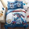 Transformers Single/Queen/King Bed Quilt/Doona/Duvet Cover Set 100% Cotton