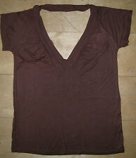 * wie NEU -  1x getragen *  T-Shirt Blend She V-Neck V-Ausschnitt L 42 44
