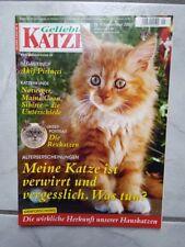 Geliebte Katze Zeitschrift Ausgabe Nr.9 September 2007 gebraucht