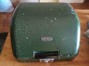 macchina da scrivere TRIUMPH PERFEKT 1952 funzionante ottime condizioni custodia