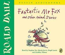 Fantastic Mr Fox and Other Animal Stories by Roald Dahl (CD-Audio, 2004)