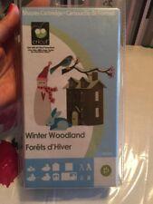 CRICUT - Winter Woodland - Cartridge 29-1046 new sealed