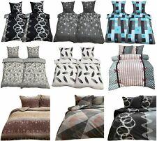 Fleece Bettwäsche 135x200 155x220 200x200 200x220 240x220 Winter in 8 Designs 5*