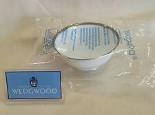 WEDGWOOD WINDSOR BLACK CREAM SOUP CUP *NEW*