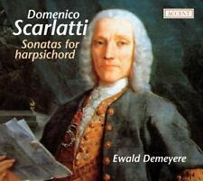 Sonatas For Harpsichord von Ewald Demeyere (2007)