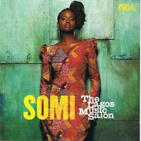 Somi The Lagos Music Salon 18 Track CD Album Jazz Funk Soul Okeh Records