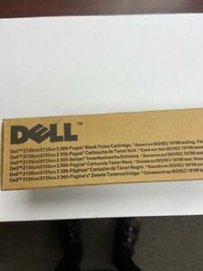 Dell Toner  2130CN 2135CN Black GENUINE