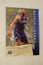 NBA CARD - Upper Deck - Rookie Debut Series - Carlos Boozer - Jazz
