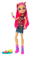 Monster High Howleen Wolf CREEPATERIA Monsterschüler Café OVP BJM20