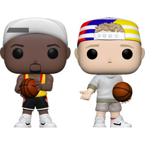 White Men Can't Jump - Billy & Sydney US Exclusive Pop! Vinyl 2-pack [RS]-FUN...