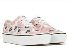 New Vans Doheny Women's Platform Shoes Size 8