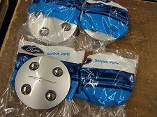 NOS OEM Ford 1985 - 1989 Thunderbird Wheel Centers Hub Caps 1986 1987 1988