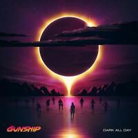 GUNSHIP - DARK ALL DAY  2 VINYL LP NEU