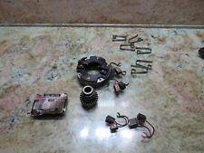 """YASKAWA DC SPINDLE MOTOR ENCODER GEER-K 4""""  TD2703 MORI SEIKI SL-1 CNC LATHE"""