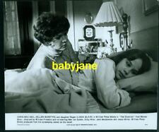 LINDA BLAIR ELLEN BURSTYN VINTAGE 8X10 PHOTO 1973 THE EXORCIST