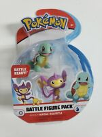 Pokemon Battle Figure Pack Squirtle And Aipom Moc