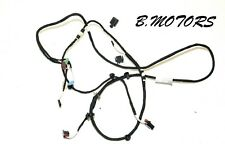 VW PASSAT B7 SALOON REAR BOOTLID TAILGATE WIRING HARNESS CABLE/LOOM 3AE971147B