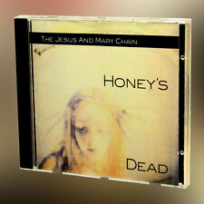 The Jesus and Mary Chain - Honey's Dead - music cd album