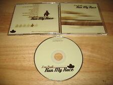 Lem Pratt Run My Race Music CD 2004 Lemuel Pratt