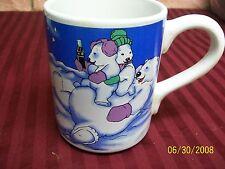 Gibson 1999 Coca-Cola Polar Bear Mug