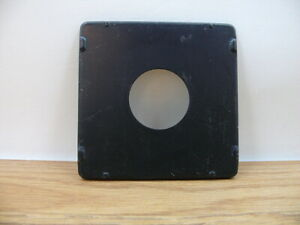 4x5 Pacemaker Crown/ Speed Graphic lens board . Copal 0   ( B19)