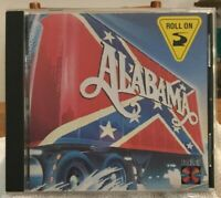 CD - Alabama - Roll On - Clean Used - GUARANTEED