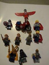 Lego marvel avengers mini fig figure mint rare huge lot price to sell