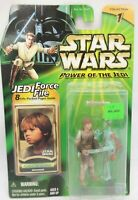Star Wars Power of the Jedi Anakin Skywalker Mechanic Action Figure  TY