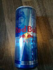 1 Energy Drink Dose Red Bull Aksel Lund Svindal SF Norwegen Full Voll 250ml Can