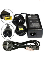 Laptop Charger For Lenovo ThinkPad G405 90W 20V 4.5A USB Tip + Free Uk Cable