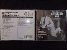 CD MISSISSIPPI DELTA BLUES JAM / VOL 2 /
