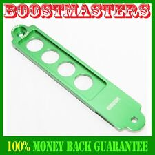 Battery Tie Down BLACK FOR2002-2006 RSX GREEN