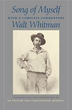 Song of Myself: With a Complete Commentary: By Whitman, Walt