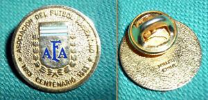 AFA Argentina Football - Original CENTENARY COMMEMORATIVE pin 1893 - 1993