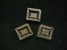 ROBINSON NUGENT PLCC32SMT 32-Pin PLCC Low Profile IC Socket SMT  **NEW**  3/PKG