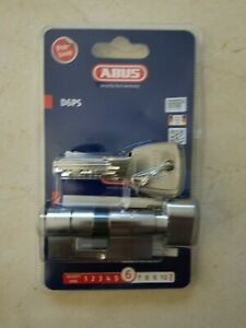 CYLINDRE ABUS D6PS A BOUTON 30X30
