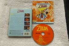 ZELDA THE WAND OF GAMELON PHILLIPS CDi CD-I V.G.C. FAST POST ( rare/retro )