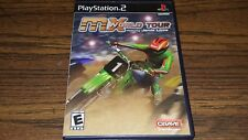 MX World Tour Featuring Jamie Little (Sony PlayStation 2, 2005) PS2  Complete