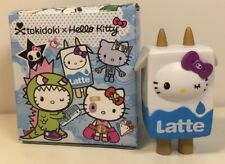 Tokidoki X Hello Kitty Moofia Latte Blind Box Figure
